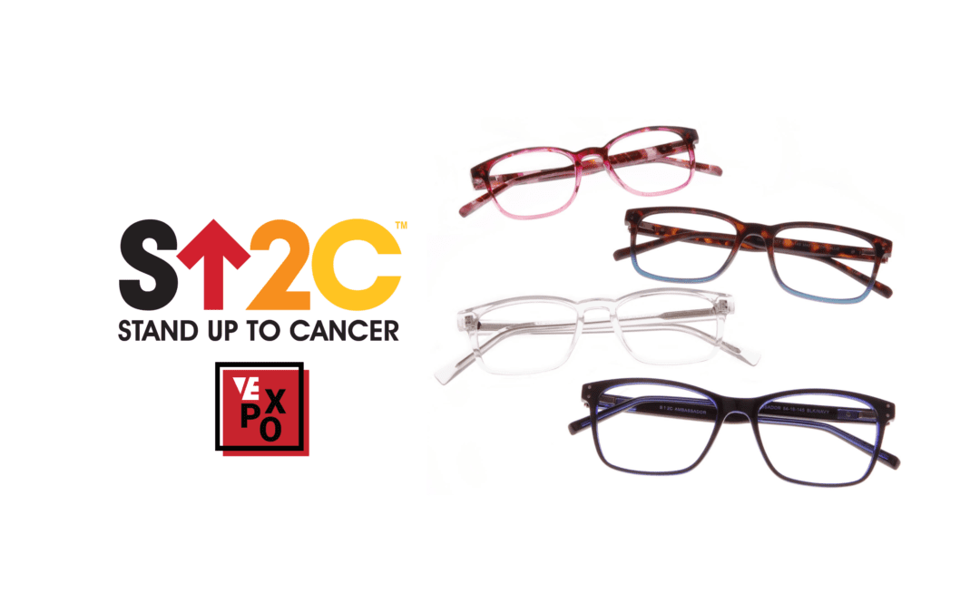 Stand Up To Cancer with Visual Eyes
