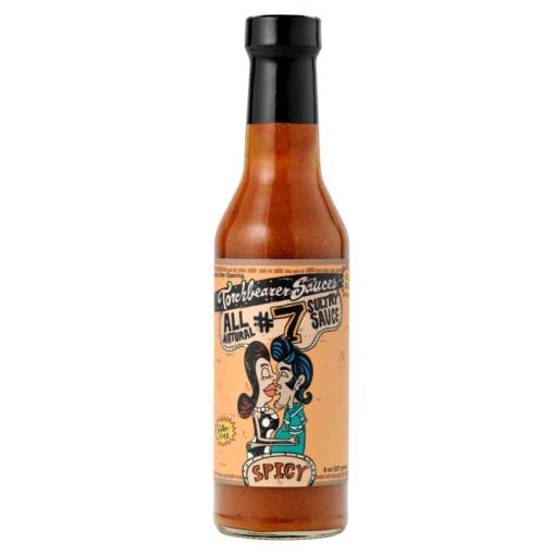 Saultry Sauce by Torchbearer Sauces