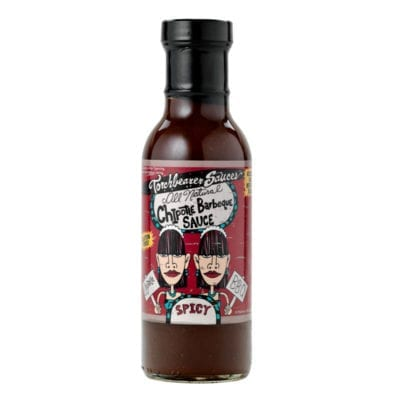 Chipotle Barbeque Sauce Bottle