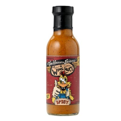 Chipotle Wing Sauce | All Natural (12 oz)