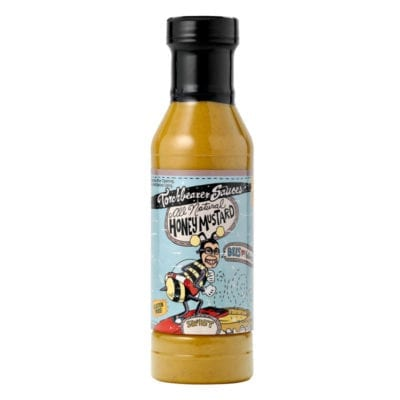 Honey Mustard Sauce by Torchbearer Sauces